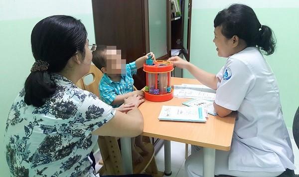 Điều trị cho trẻ bị rối loạn tăng động giảm chú ý