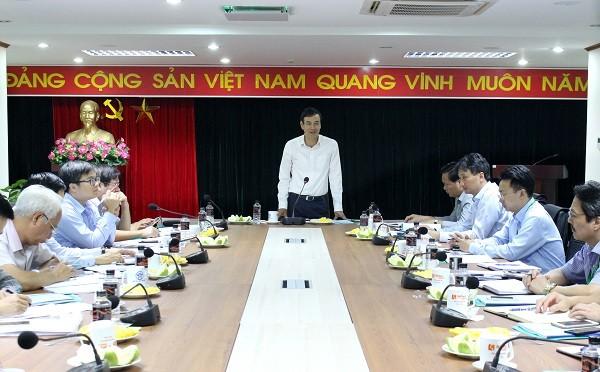 Phó Bí thư Thành ủy Hà Nội Đào Đức Toàn làm việc với Sở Du lịch