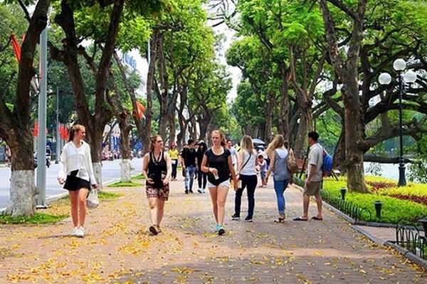Hà Nội là điểm đến thân thiện, an toàn và hấp dẫn với du khách quốc tế