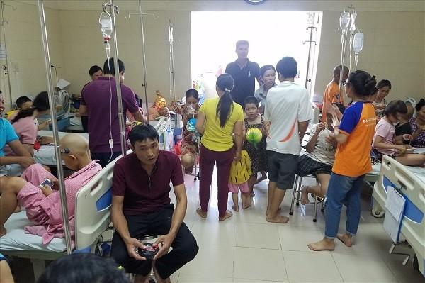 Điều trị ung thư tại Bệnh viện K cơ sở Tân Triều (Thanh Trì, Hà Nội)