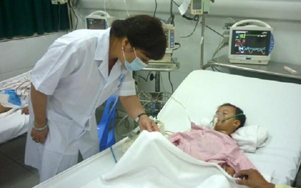 Điều trị cho trẻ bị viêm não Nhật Bản (Ảnh minh họa)
