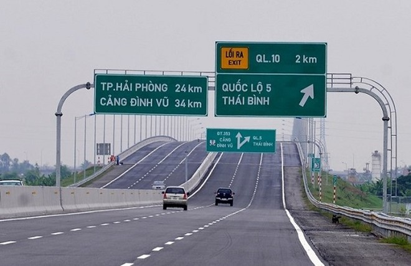 Chính phủ đề xuất Quốc hội bố trí 4.069 tỷ đồng thanh toán nợ dự án cao tốc Hà Nội - Hải Phòng