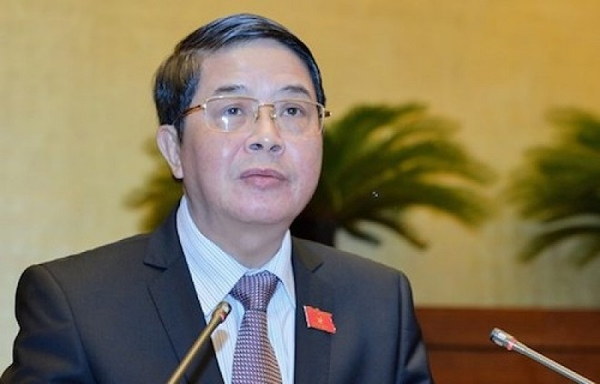 Chủ nhiệm Ủy ban Tài chính Ngân sách của Quốc hội Nguyễn Đức Hải