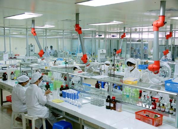 Các doanh nghiệp sản xuất thuốc trong nước đã đáp ứng khoảng 50% nhu cầu thuốc điều trị