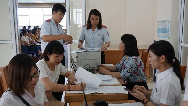 Từ nay đến cuối năm, Hà Nội tiếp tục thanh tra 80 đơn vị nợ BHXH