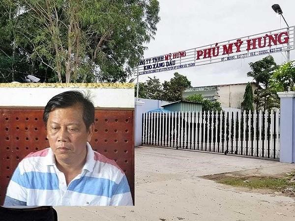 Qua vụ làm giả xăng dầu của đại gia Trịnh Sướng cho thấy nhiều lỗ hổng trong quản lý