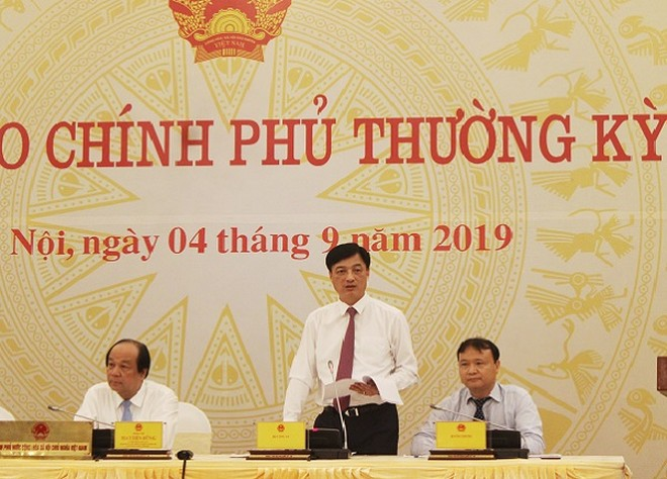 Thiếu tướng Nguyễn Duy Ngọc, Thứ trưởng Bộ Công an trả lời báo chí chiều 4-9