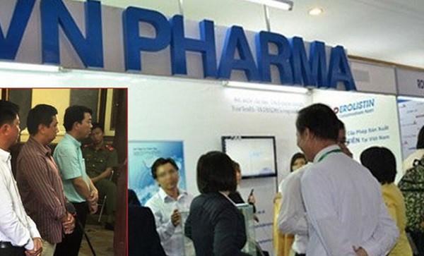 Thanh tra Chính phủ công bố kết luận thanh tra về vụ VN Pharma nhập thuốc giả