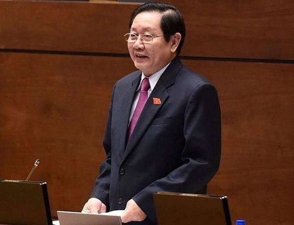 """Bộ trưởng Bộ Nội vụ: """"Tôi sẽ làm bản kiểm điểm gửi Thủ tướng trong tháng 12 để nhận trách nhiệm"""" ảnh 1"""