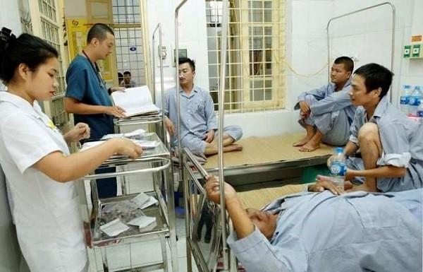 Khảo sát cho thấy 80% người bệnh nội trú hài lòng với dịch vụ tại bệnh viện công