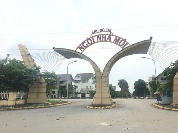 Dự án khu nhà ở cao cấp tại Khu đô thị Quốc Oai