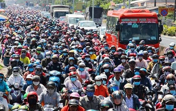 Mục tiêu đến năm 2030, quy mô dân số Việt Nam vào khoảng 104 triệu người
