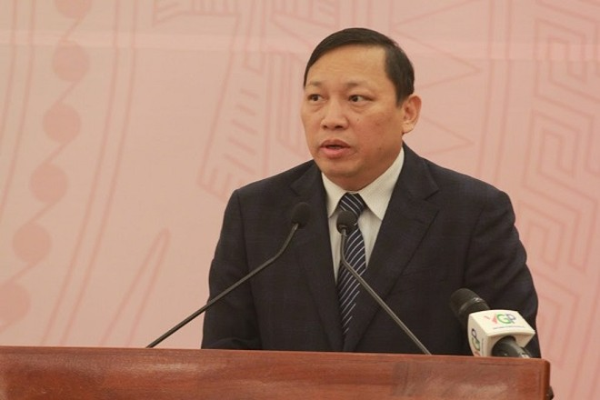 Ông Ngô Hải Phan thông tin về Cổng dịch vụ công quốc gia