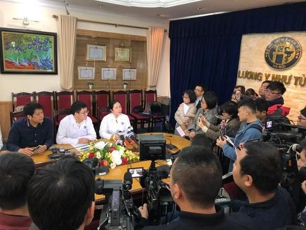 Thông cáo báo chí của Bệnh viện Xanh Pôn về vụ gian lận xét nghiệm HIV