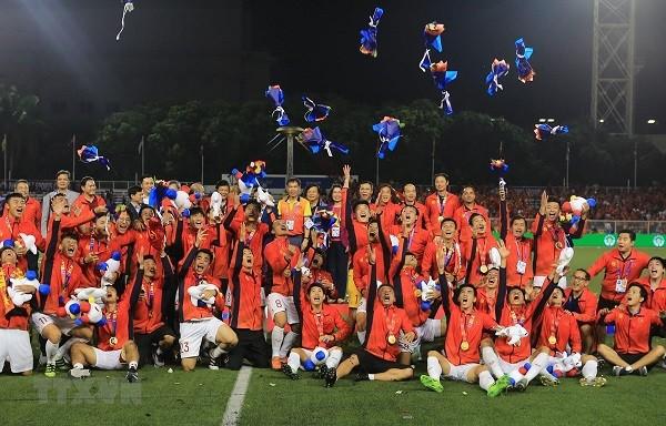 Đội tuyển U22 Việt Nam vô địch SEA Games 30