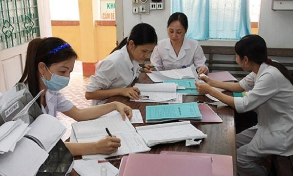 Bộ phận giám định chi phí khám chữa bệnh BHYT tại bệnh viện
