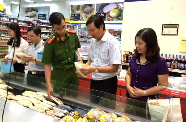 Đoàn kiểm tra liên ngành ATTP số 2 thành phố Hà Nội sẽ do lãnh đạo Sở Y tế phụ trách
