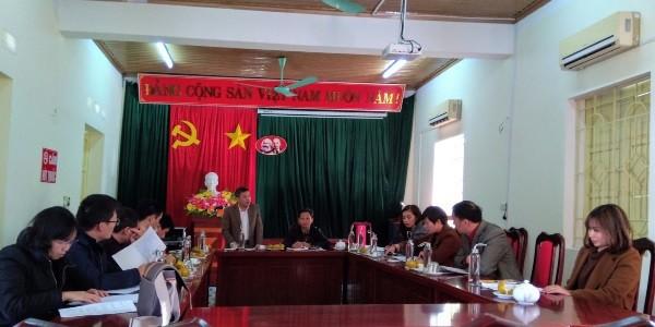 Đoàn kiểm tra của Chi cục ATVSTP tỉnh Lạng Sơn kiểm tra tại tỉnh Bắc Kạn