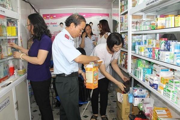 Bộ Y tế yêu cầu thanh tra y tế tăng cường kiểm tra các cơ sở kinh doanh thuốc