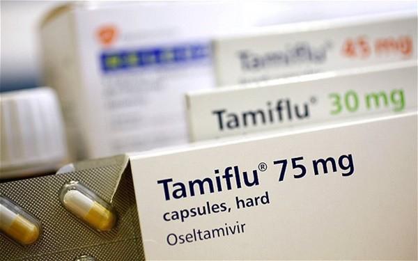 2 lô thuốc Tamiflu 75mg sẽ được nhập về Việt Nam trong ít ngày tới