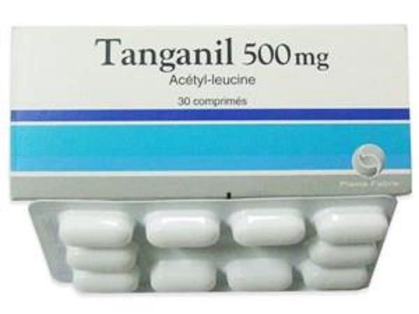 Thuốc Tanganil 500mg thuộc nhóm thuốc điều trị thần kinh