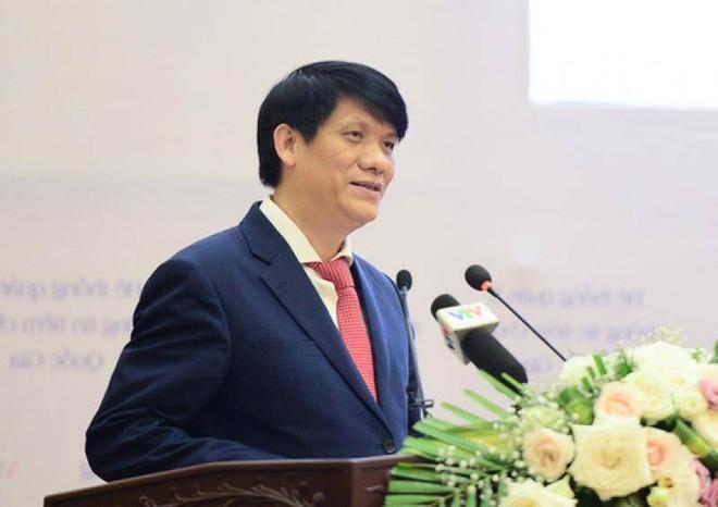 Ông Nguyễn Thanh Long được điều động trở lại làm Thứ trưởng Bộ Y tế