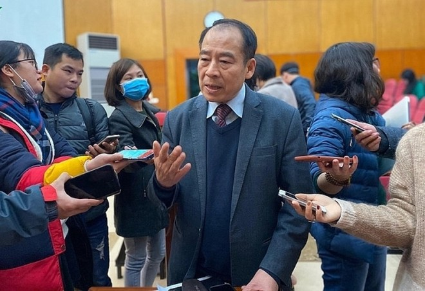 PGS.TS Trần Đắc Phu trả lời báo chí về dịch bệnh Corona