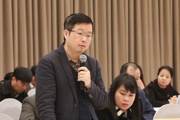 Ông Nguyễn Thanh Lâm trả lời thêm về việc xử lý các nghệ sĩ tung tin sai