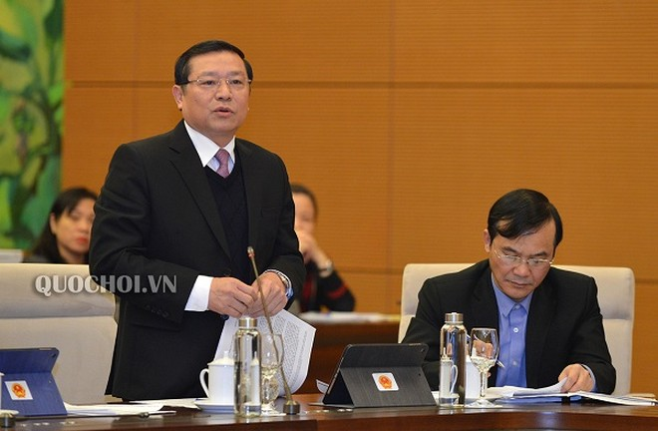 Bí thư Tỉnh ủy Cao Bằng Lại Xuân Môn phát biểu thêm về đề án sáp nhập của tỉnh
