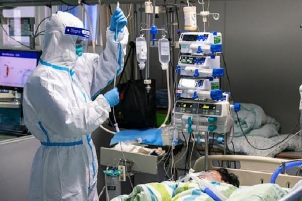 Điều trị bệnh nhân nặng nhiễm corona