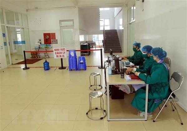 4/5 bệnh nhân nhiễm Covid-19 điều trị tại tuyến huyện ở Vĩnh Phúc đã âm tính