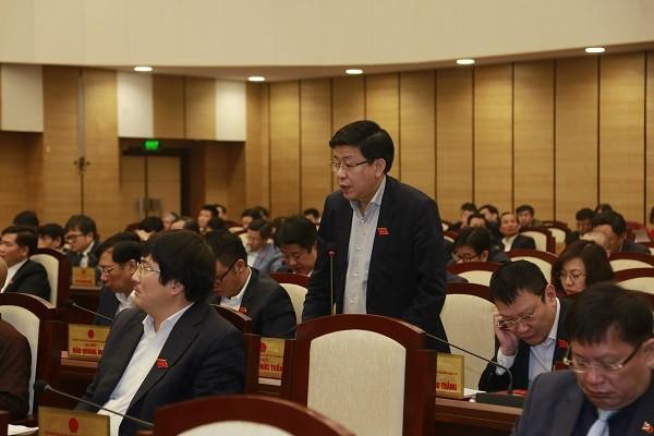 Bí thư, Chủ tịch UBND các quận của Hà Nội nói về việc sáp nhập hàng nghìn tổ dân phố ảnh 1