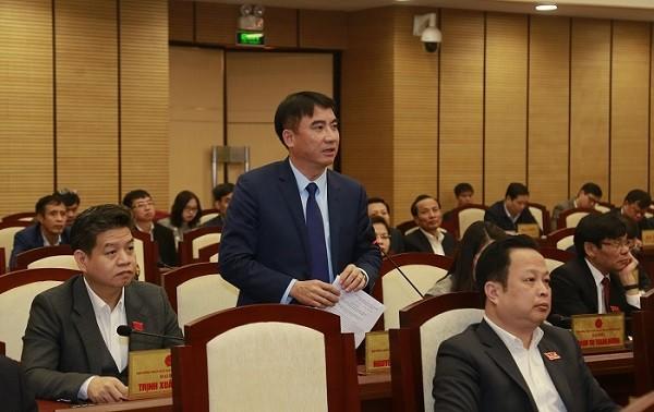 Bí thư, Chủ tịch UBND các quận của Hà Nội nói về việc sáp nhập hàng nghìn tổ dân phố ảnh 2