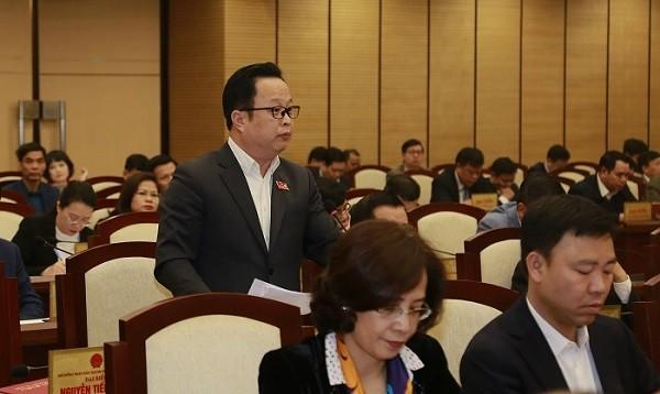 Bí thư, Chủ tịch UBND các quận của Hà Nội nói về việc sáp nhập hàng nghìn tổ dân phố ảnh 4
