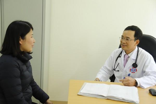Hiện chị H. vẫn đang điều trị tại Bệnh viện K, tình trạng ổn định