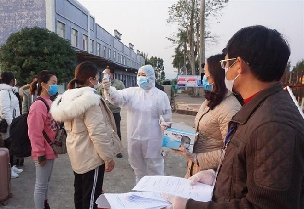 Địa phương có người nước ngoài cách ly y tế phải thông báo ngay về Cục Lãnh sự