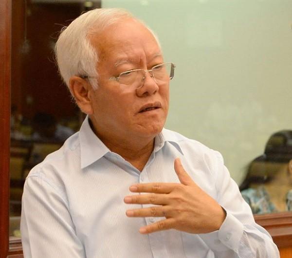 Ông Lê Hoàng Quân, nguyên Chủ tịch UBND TP HCM