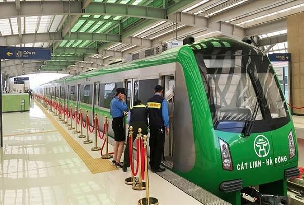 43 chuyên gia Trung Quốc tham gia dự án đường sắt Cát Linh - Hà Đông được nhập cảnh vào Việt Nam