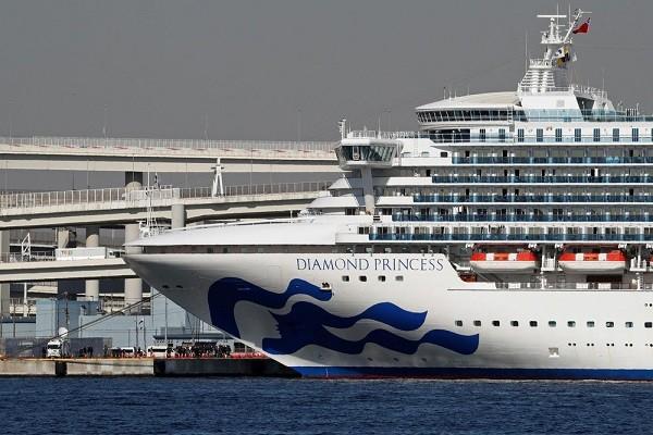 Lao động Việt Nam làm việc trên tàu Diamond Princess khi về nước sẽ phải cách ly