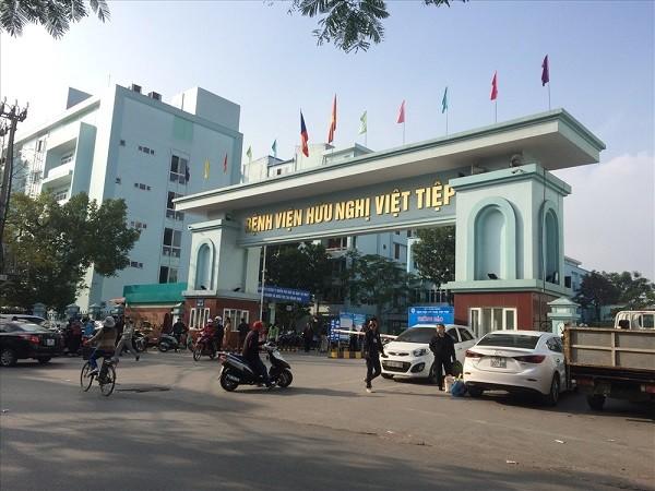 Bệnh viện Việt Tiệp (Hải Phòng)