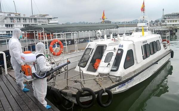 Tỉnh Quảng Ninh phong tỏa 5 khu vực có nguy cơ lây nhiễm Covid-19 ở TP Hạ Long