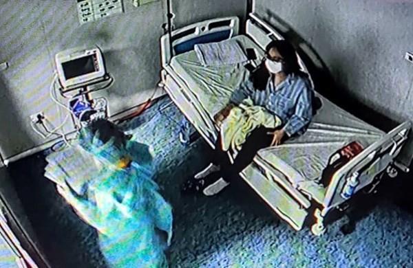 Bệnh nhân số 17 nhiễm Covid-19 tại phòng cách ly