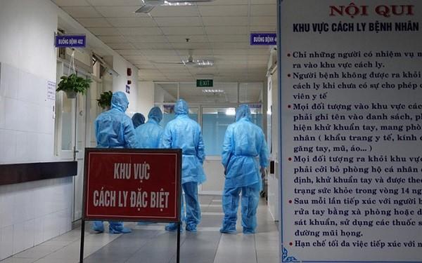 Đã có ca bệnh thứ 34 nhiễm Covid-19 tại Việt Nam