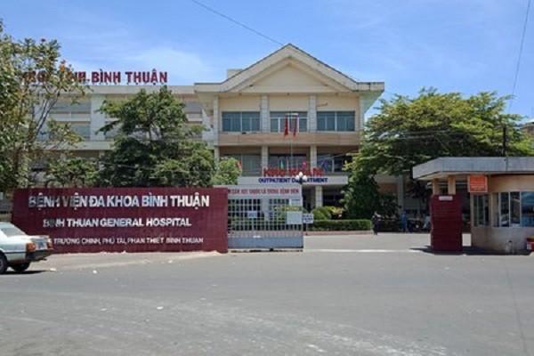 3 bệnh nhân mới nhất nhiễm Covid-19 đang được cách ly điều trị tại BV Đa khoa tỉnh Bình Thuận