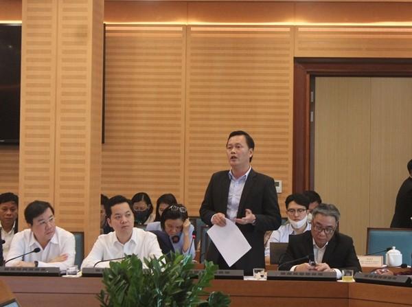Giám đốc Sở Du lịch Hà Nội báo cáo về tác động của dịch Covid-19 tới ngành du lịch