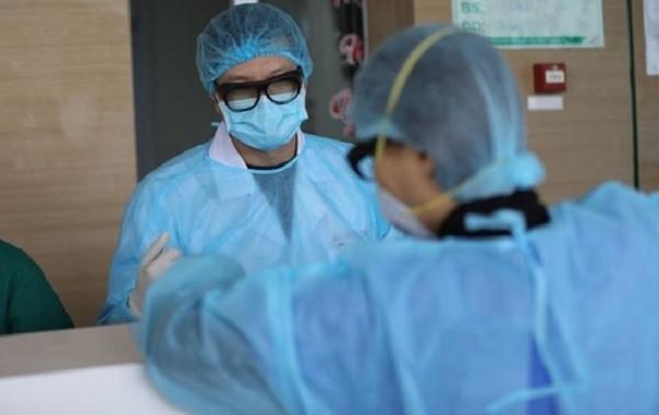 Bệnh viện Bệnh Nhiệt đới Trung ương đang điều trị nhiều bệnh nhân nhiễm Covid-19