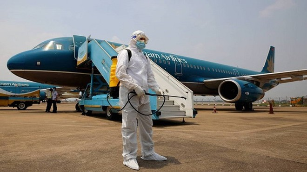 Đã phát hiện 8 chuyến bay có hành khách nhiễm Covid-19