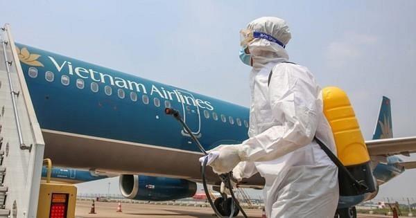 Bộ Y tế thông báo thêm 3 chuyến bay có hành khách nhiễm Covid-19
