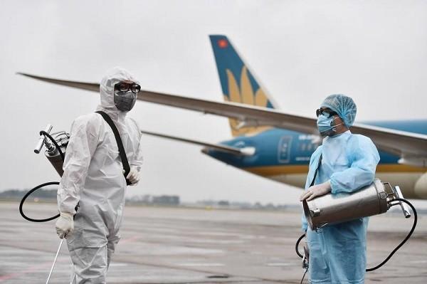 Xác định thêm 3 chuyến bay có hành khách nhiễm Covid-19