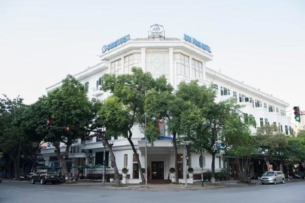 Khách sạn Hòa Bình đã được tổ chức thành điểm cách ly tập trung cho một số chuyên gia nước ngoài tự nguyện trả phí